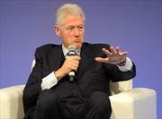 Cựu Tổng thống Mỹ Bill Clinton thăm Việt  Nam
