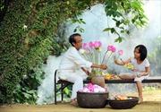 Làng hoa giấy cổ Thanh Tiên