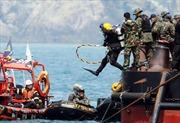 Tìm thấy thêm một thi thể trong vụ chìm phà Sewol
