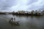 Siêu bão Rammasun mạnh nhất trong 40 năm tiến vào Hải Nam