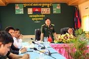 Cam kết hợp tác tìm kiếm hài cốt liệt sỹ Việt Nam tại Campuchia