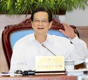 Kết luận của Thủ tướng tại buổi làm việc với lãnh đạo tỉnh Sóc Trăng