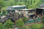 38 người thiệt mạng trong vụ đâm ô tô ở Trung Quốc
