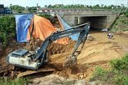 Sự cố đường ống nước sông Đà: Cần thanh tra nếu có dấu hiệu vi phạm pháp luật