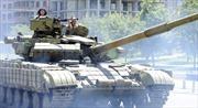 Đánh bom xe liều chết trạm gác ở Đông Ukraine