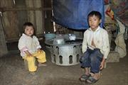 Lai Châu: Lũ cuốn mất mẹ, hai con nhỏ đi về đâu