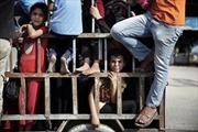 Chạy trốn khỏi Gaza