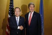Mỹ ủng hộ đề xuất ngừng bắn tại Gaza của Ai Cập