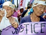 Hàn, Nhật nối lại đàm phán về 'phụ nữ mua vui'