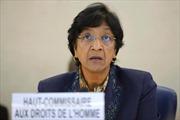 Việt Nam kêu gọi tôn trọng luật nhân đạo, nhân quyền quốc tế