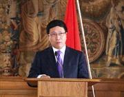 Phó Thủ tướng Phạm Bình Minh thăm chính thức CH Séc