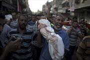 Nội các Israel họp bàn về lệnh ngừng bắn