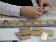 Vàng nội-ngoại chênh 3,5 triệu đồng/lượng