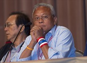 Thái Lan: Thủ lĩnh biểu tình Suthep hầu tòa