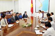 Thủ tướng Nguyễn Tấn Dũng tiếp Giáo sư Ngô Bảo Châu