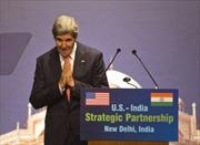 Chuyến thăm của Kerry và quan hệ chiến lược Ấn-Mỹ