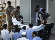 Giẫm đạp tại Guinea, 33 người chết