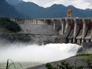 Hồ Dầu Tiếng tăng lưu lượng xả lũ xuống sông Sài Gòn