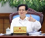 Kiên định thực hiện các mục tiêu phát triển kinh tế năm 2014