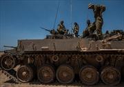 Israel tiếp tục phá hủy đường hầm ở biên giới Gaza