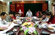 Ủy ban Kiểm tra Trung ương thông báo về kỷ luật đảng viên