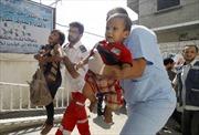 Giao tranh tái diễn tại Gaza bất chấp lệnh ngừng bắn nhân đạo