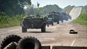 9 quả đạn từ Ukraine bắn vào lãnh thổ Nga
