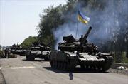 Chiến sự tại Donbass: Hai bên cùng tuyên bố sắp chiến thắng