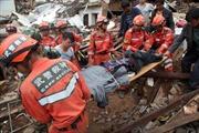 Trung Quốc khắc phục hậu quả động đất tại Vân Nam