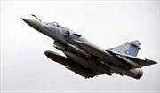 Rơi máy bay chiến đấu Pháp