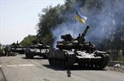 Ukraine hối thúc phe ly khai mở các hành lang nhân đạo