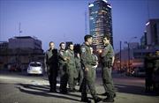 Lo khủng bố, Israel thắt chặt an ninh Tel Aviv