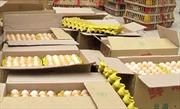 Thu giữ 2 tấn đồ chơi, trứng ngỗng nhập lậu
