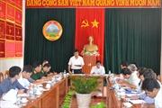 Ban Chỉ đạo Tây Nguyên tiếp tục kiểm tra công tác bảo vệ rừng