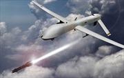 UAV Mỹ không kích ở vùng biên Pakistan