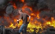 Bạo loạn ở Quảng trường Độc lập Ukraine