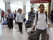 Thêm 184 lao động Việt tại Libya đã về nước