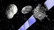 Cuộc gặp lịch sử của tàu vũ trụ Rosetta và sao chổi