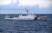 Tàu Trung Quốc đi lại quanh Senkaku/Điếu Ngư