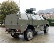 Đức sẵn sàng viện trợ quân sự phi sát thương cho Iraq