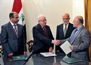 Tân thủ tướng Iraq được ủng hộ