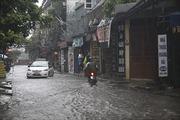 Hà Nội khắc phục ngập úng do mưa to