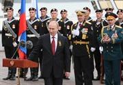 Tổng thống Putin công du Crimea