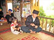 Người Thái Tây Bắc đặt tên cho trẻ sơ sinh