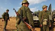 Nga, Mông Cổ bắt đầu tập trận Selenga 2014