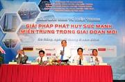 Phó Thủ tướng Nguyễn Xuân Phúc dự Diễn đàn kinh tế miền Trung