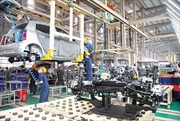 Phát triển công nghiệp ô tô: Biến thách thức thành cơ hội