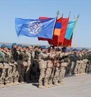 """3.000 đặc nhiệm CSTO bắt đầu tập trận """"Tương tác 2014"""""""