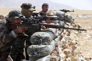 Mỹ tiến hành 15 cuộc không kích gần đập Mosul