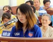 Thiếu nữ lĩnh 12 năm tù vì giết xe ôm, cướp của